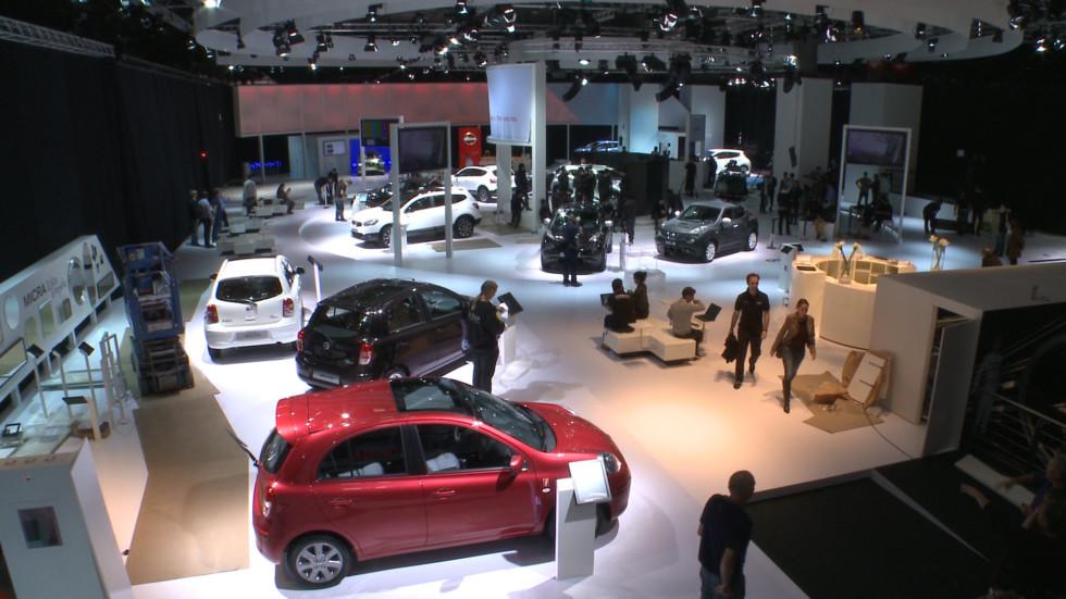 Volkswagen и еще несколько брендов пропустят Парижский автосалон 1