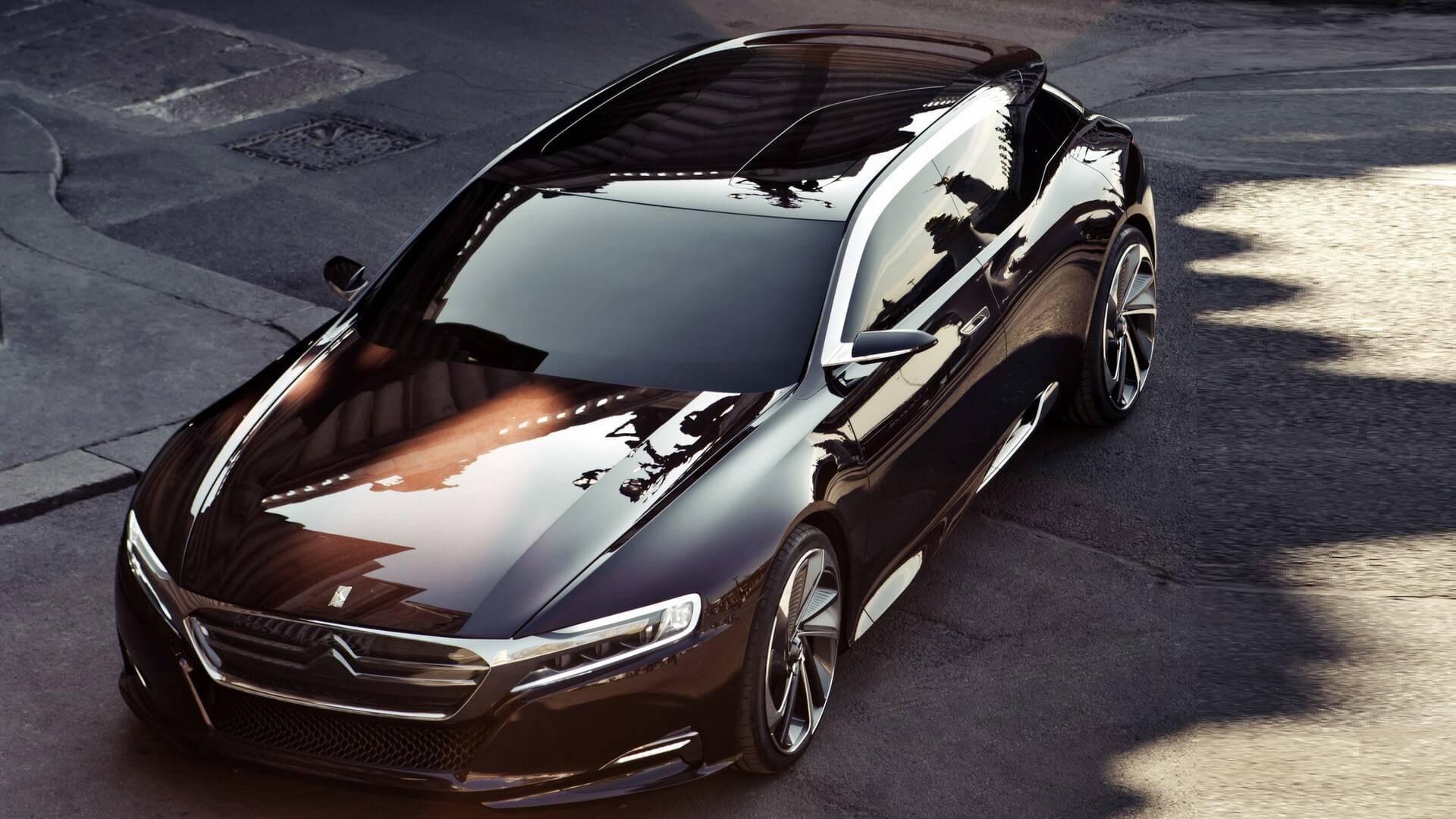 Французы выпустят «убийцу» BMW 5 Series и Audi A6  1