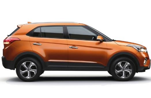 Hyundai официально представил еще раз обновленный кроссовер Creta 2