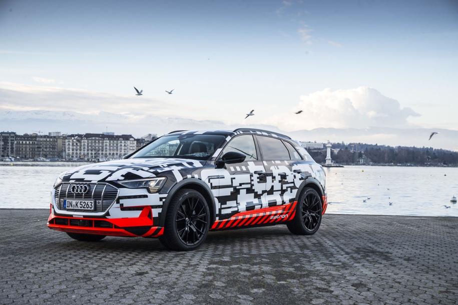 Audi выпустит два десятка новых моделей 2
