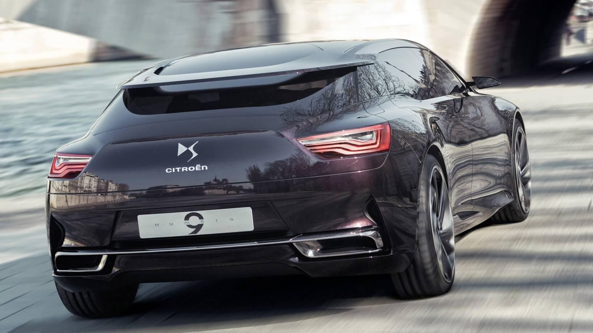 Французы выпустят «убийцу» BMW 5 Series и Audi A6  3