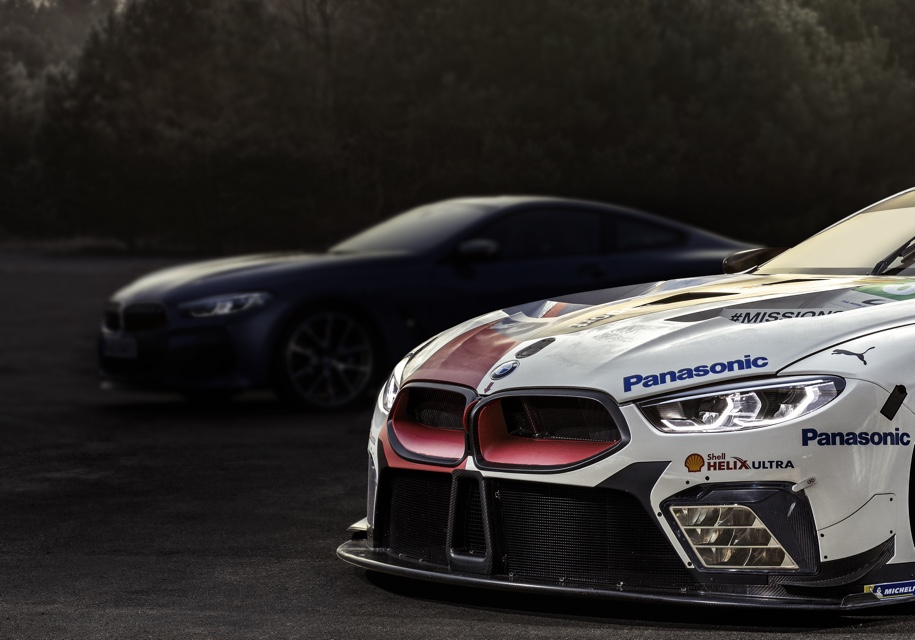 BMW раскрыла дату премьеры купе 8 серии 1