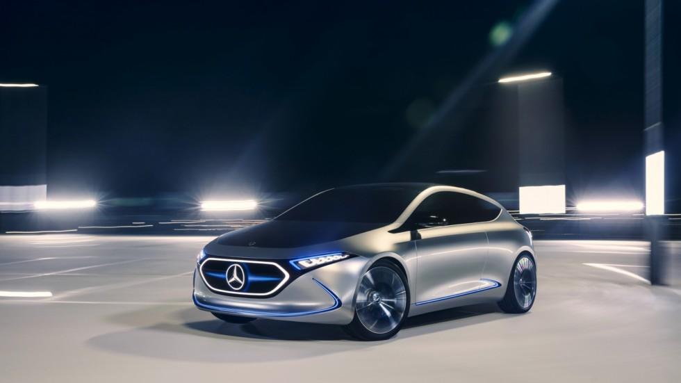 Mercedes-Benz будет строить автомобили во Франции 2