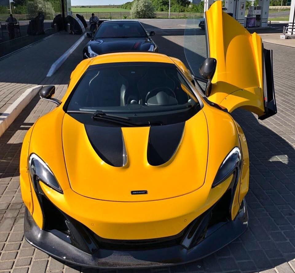Украинцы тюнинговали редкий суперкар McLaren — в разделе «Звук и тюнинг» на сайте AvtoBlog.ua