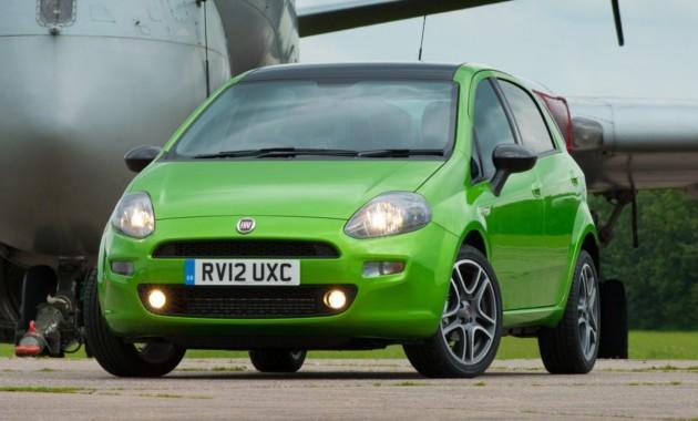 Fiat прекратит выпуск массовых моделей 1