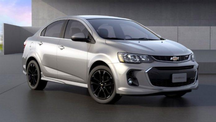 Chevrolet обновит Aveo 1