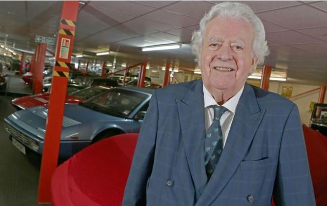 Британец собрал крупнейшую в Европе коллекцию автомобилей 1