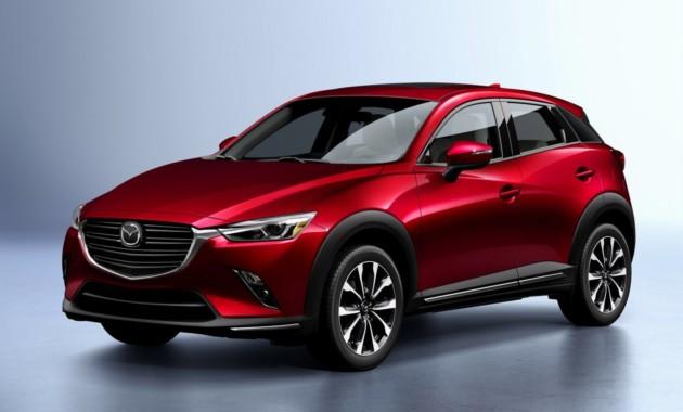 Mazda CX-3 получила новый дизельный двигатель 1
