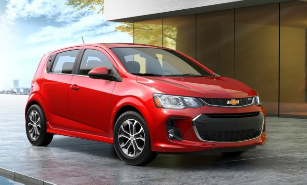 General Motors «избавится» от нескольких моделей 1