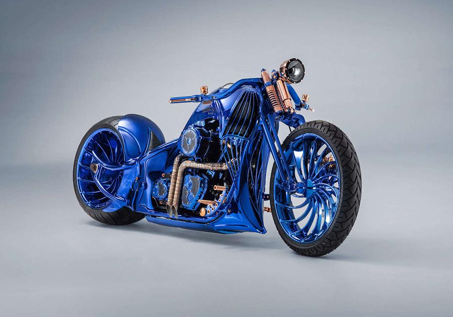 Как выглядит самый дорогой Harley-Davidson 1