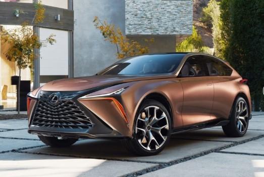 Lexus представит абсолютно новую модель 1