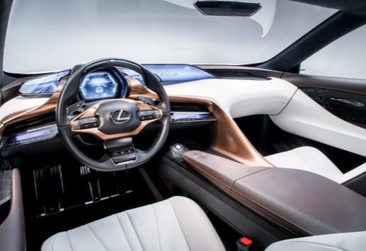 Lexus представит абсолютно новую модель 3