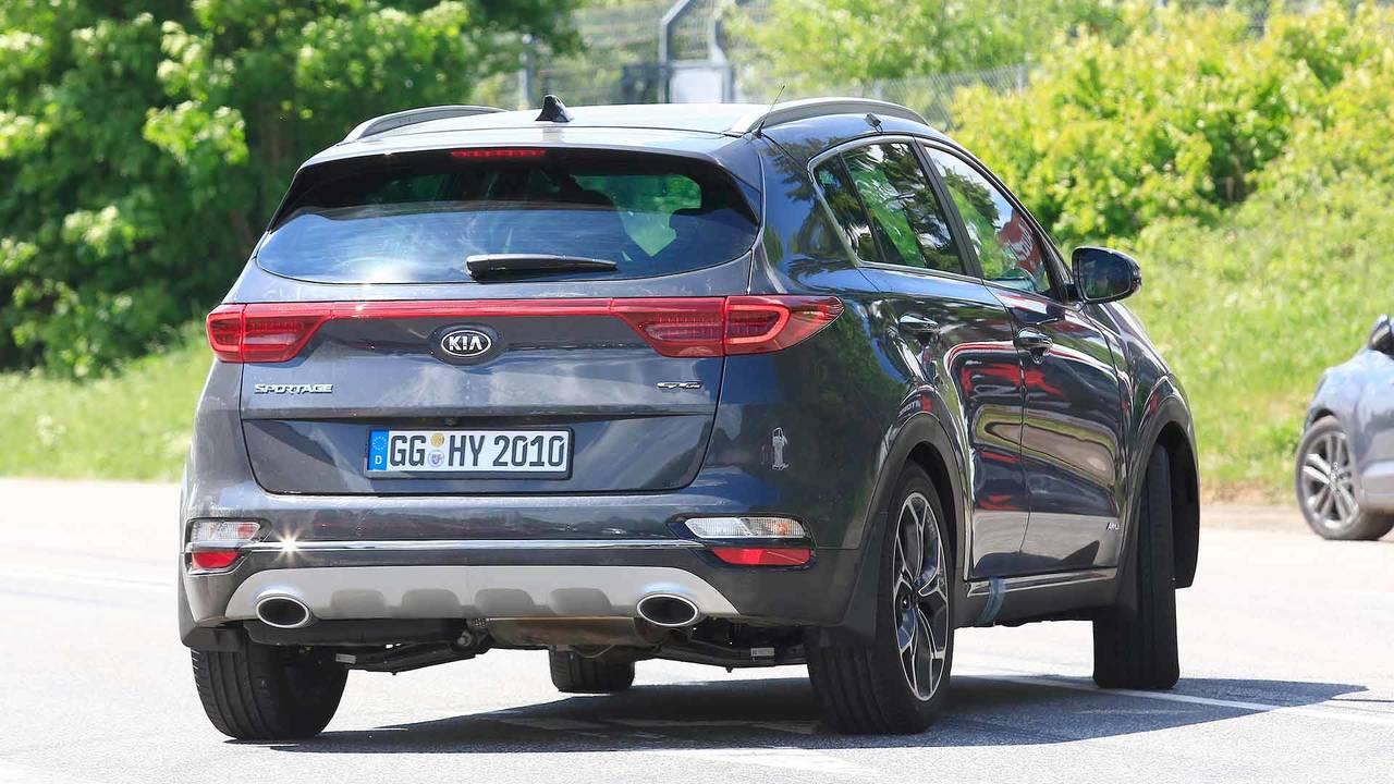 Новый Kia Sportage показался в Сети до премьеры 2
