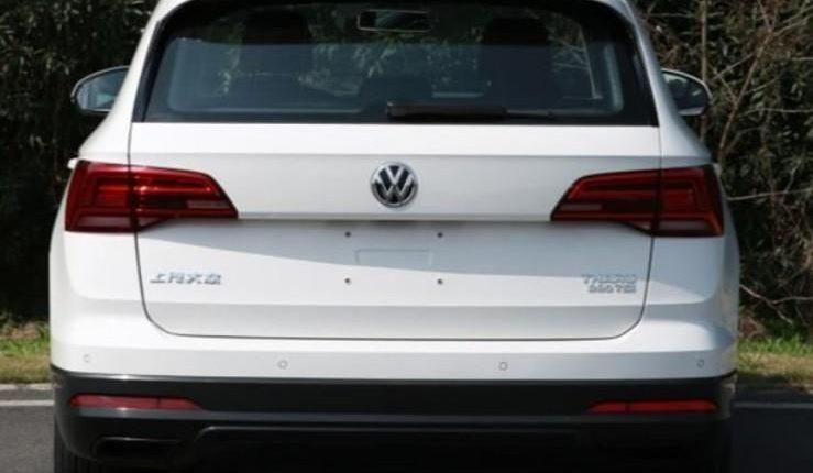 Volkswagen готовится к премьере кроссовера Tharu 3
