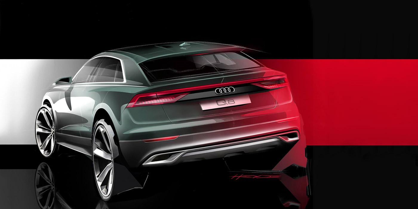 Audi выпустит новый флагманский кроссовер 1