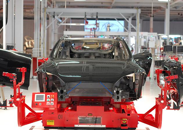 Компания Tesla провернула наглый маневр, чтобы открыть свое предприятие в Китае 1