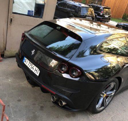 Новейшая Ferrari за 9 миллионов «засветилась» в Украине 2