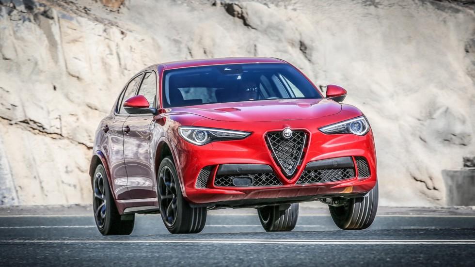 Alfa Romeo будет выпускать новые кроссоверы 1