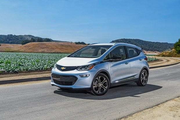 Что изменится в обновленном Chevrolet Bolt 1