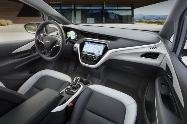 Что изменится в обновленном Chevrolet Bolt 3