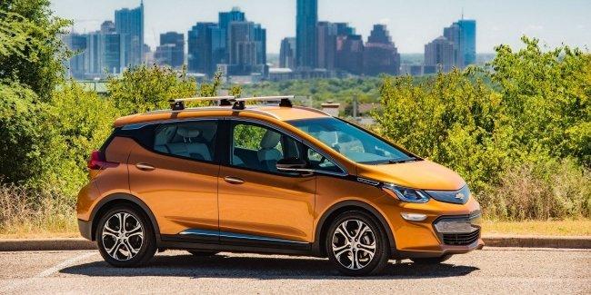 Что изменится в обновленном Chevrolet Bolt 4