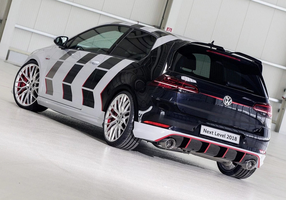 Молодежь с заводов Volkswagen сделала 414-сильный Golf GTI и газовый кросс-универсал 1