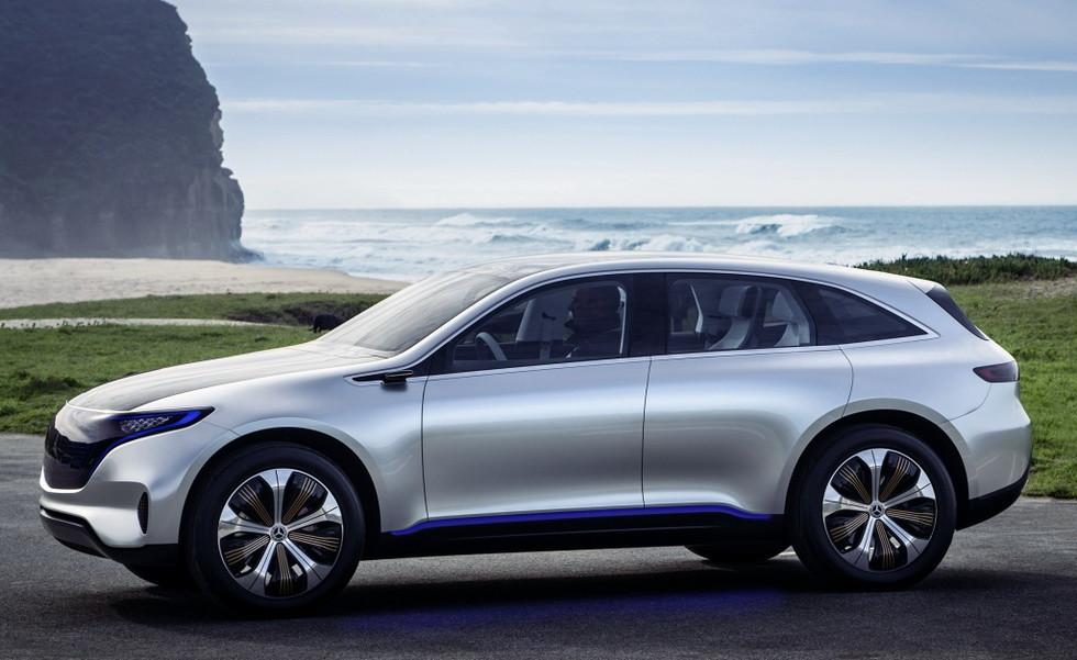 Mercedes будет сотрудничать с китайским конкурентом Tesla 1