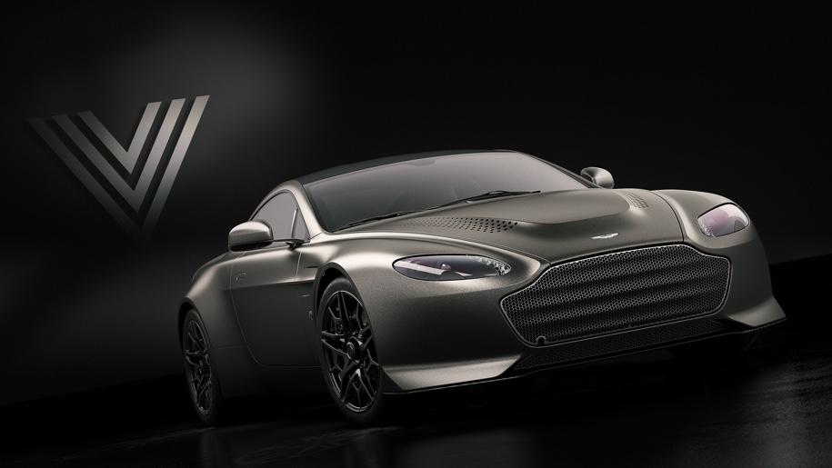 Aston Martin построил «шестисотый» Vantage в честь суперкара 90-х 1