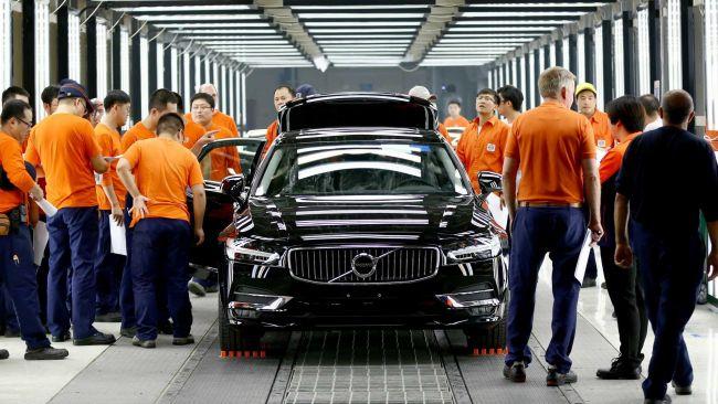 Почему китайские Volvo лучше европейских 1