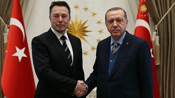 Илон Маск решил покорить Турцию 2