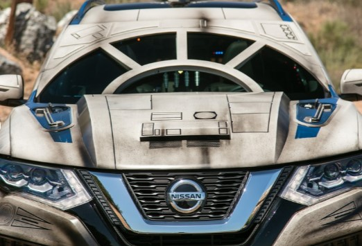Nissan X-Trail оформили в стилистике «Звездных войн» 1