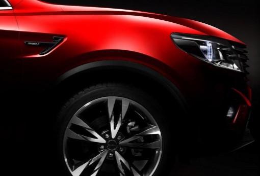 Опубликованы официальные изображения нового кросс-купе из Китая 1