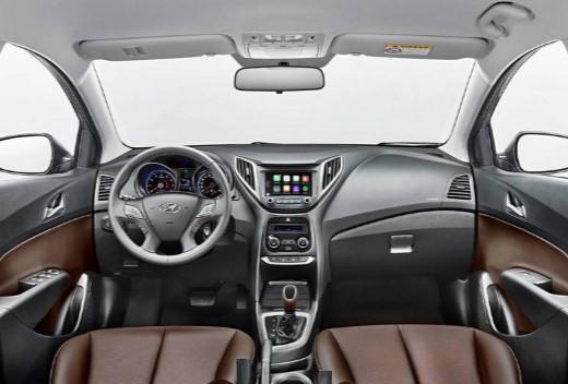 Компания Hyundai обновила семейство «бюджетников» HB20 2