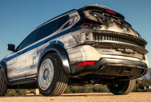 Nissan X-Trail оформили в стилистике «Звездных войн» 2
