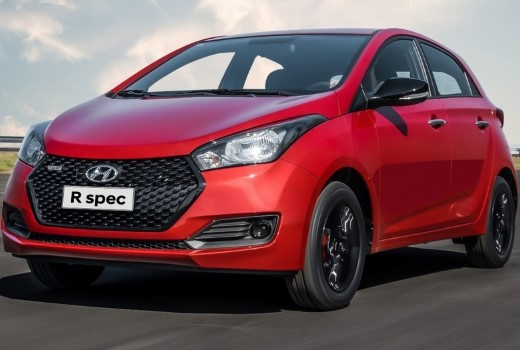 Компания Hyundai обновила семейство «бюджетников» HB20 3