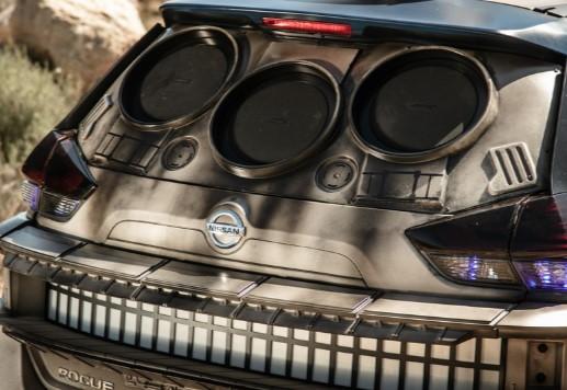 Nissan X-Trail оформили в стилистике «Звездных войн» 3