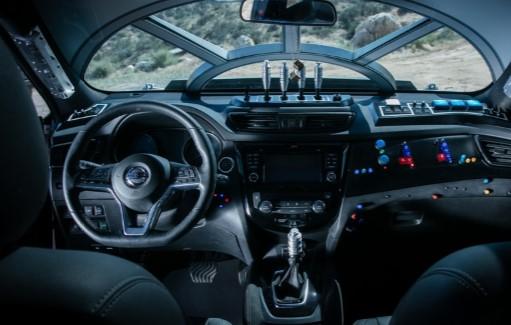 Nissan X-Trail оформили в стилистике «Звездных войн» 4