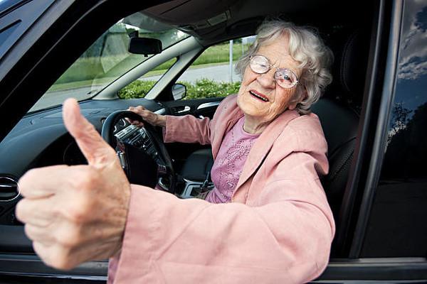 Пенсионерка из Франции оригинально объяснила превышение скорости 1