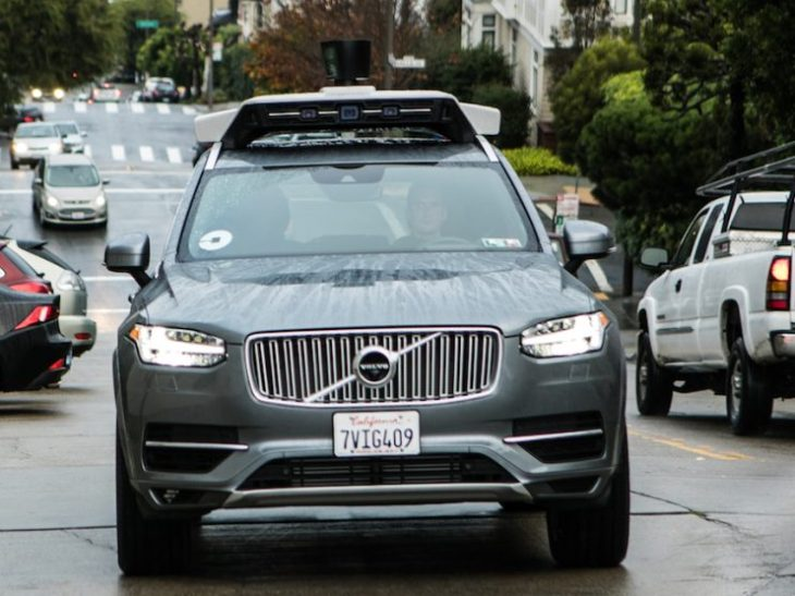 Uber вновь начнет испытывать «беспилотники» после трагической аварии 1