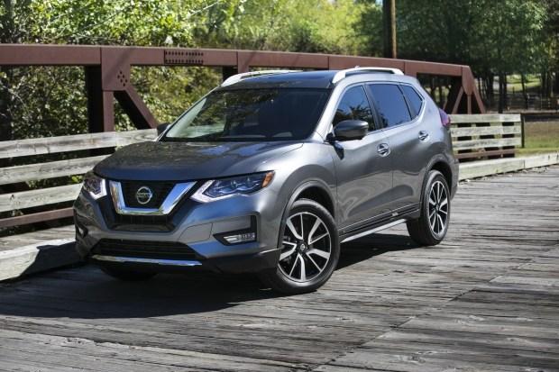 Nissan выводит на рынок новый семейный кроссовер 1