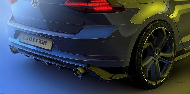 Volkswagen официально презентовал новый Golf GTI 2