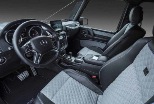 Brabus подготовил Mercedes-Benz G-Class к экспедиции 3