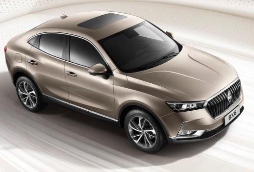 В Китае презентовали «альтернативу» BMW X4 1