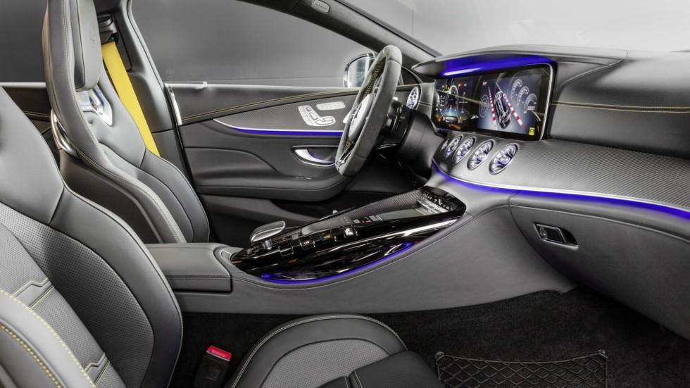 Mercedes-AMG представил 630-сильный GT 63 S Edition 1 1