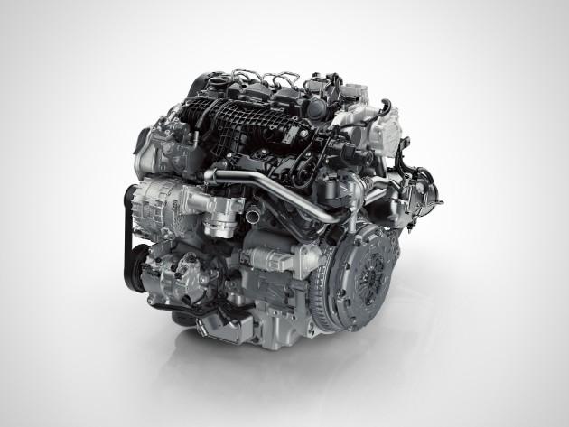 Британские спорткары обзаведутся двигателями Volvo 2