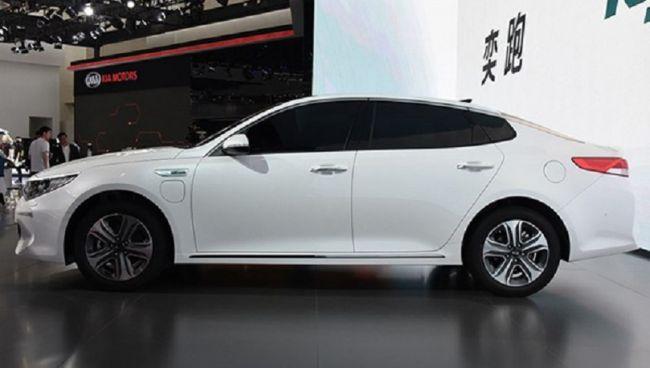 Новая Kia Optima готовится к выходу на рынок 2