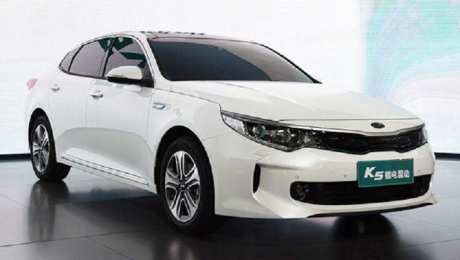 Новая Kia Optima готовится к выходу на рынок 1