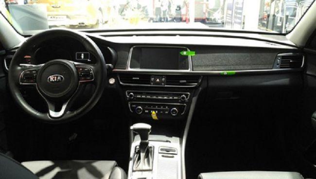 Новая Kia Optima готовится к выходу на рынок 3