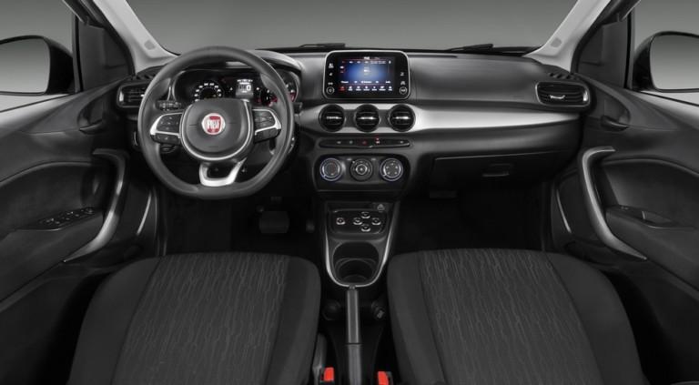 Хэтчбек Fiat Argo «подтянется» к кроссоверу 2