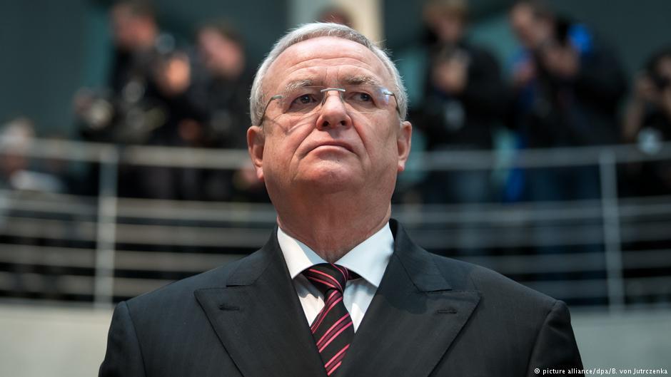 Экс-руководителю Volkswagen представит иск на 100 миллионов долларов 1